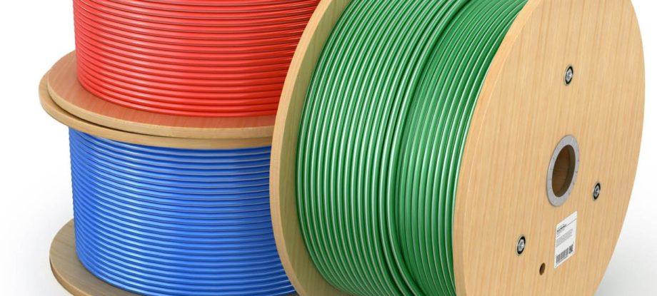 Aeris Cables - cavi speciali - lavorazione cavi - confezione - bobine in compensato